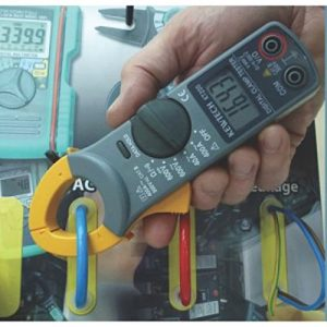 Kewtech clamp meter