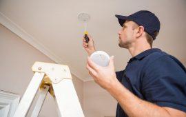 where to place carbon monoxide detector