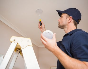 where to place carbon monoxide detector