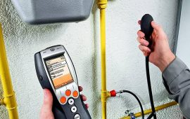 how to calibrate flue gas analyser