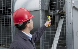 how do you calibrate an infrared thermometer