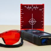 how to calibrate a laser distance meter