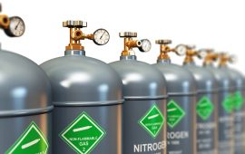 why is a regulator required on a nitrogen cylinder